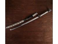 "Меч самурайский - катана ""Серая кобра"" на подставке"