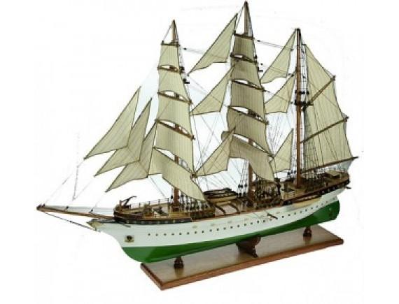 """Модель корабля """"Gorch Fock"""""""