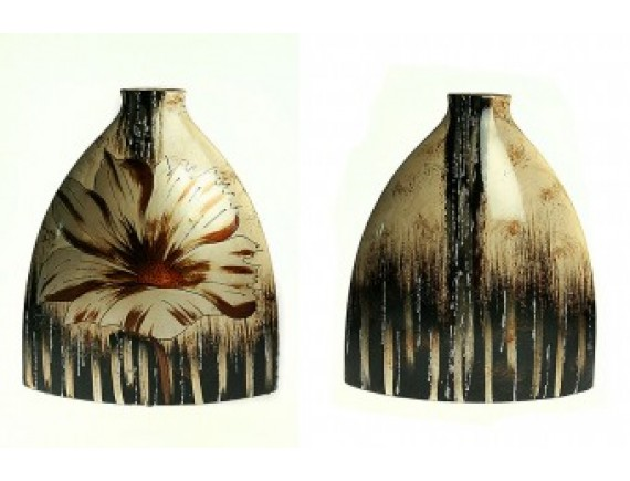 "Ваза ""Нежный пион"", керамика"