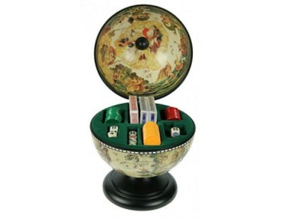 Глобус-казино настольный