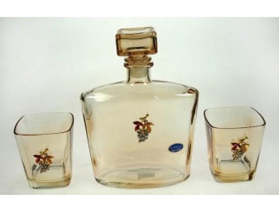 """Подарочный набор для виски """"Виноград"""""""