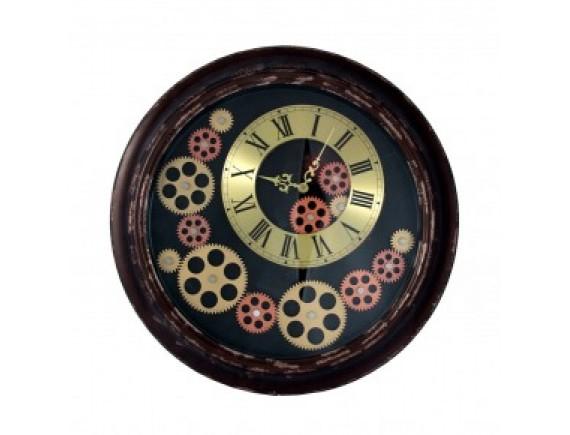 Настенные часы-скелетоны