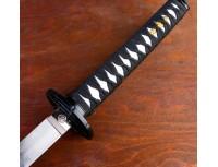"""Меч самурайский - катана """"Черная мамба"""" на подставке"""