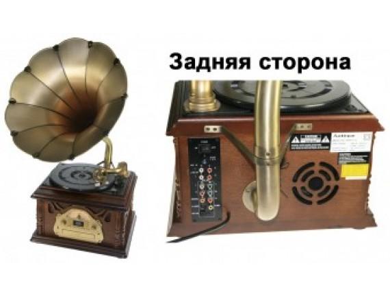 Музыкальный центр-ретро