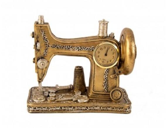 """Часы """"Швейная машинка"""""""